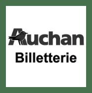 Billetterie Auchan