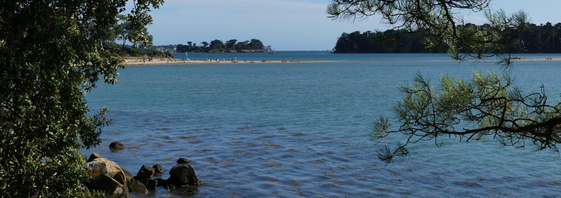 Baden: la commune aux quatre îles