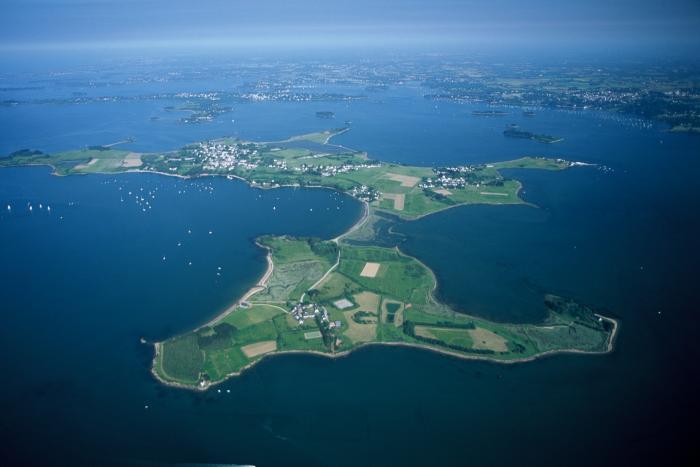 Île d'Arz, «l'île aux capitaines»