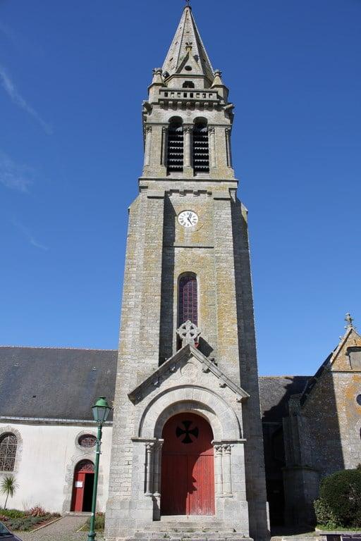 L'église de Surzur