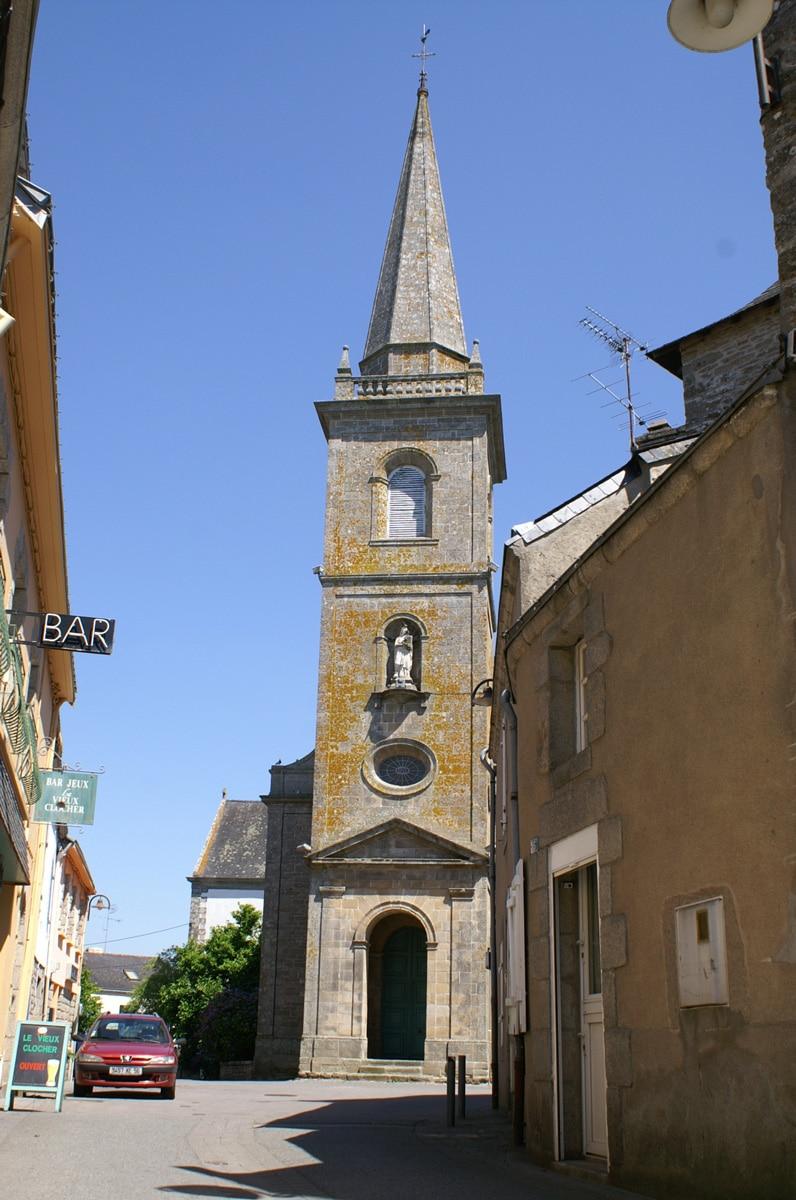 THEIX église sainte Cécile