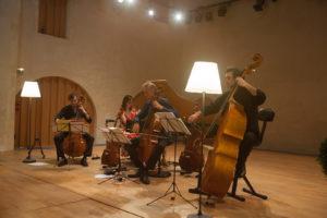 Bruno Cocset & les Basses Réunies   Auditorium des Carmes à Vannes