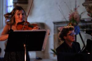 Diana Tishchenko & Zoltan Fejervari   Chapelle Notre Dame du Loc à Saint-Avé