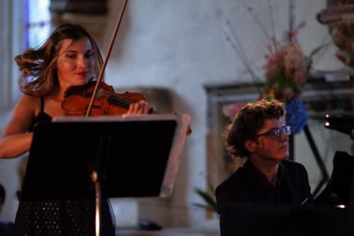 Diana Tishchenko & Zoltan Fejervari | Chapelle Notre Dame du Loc à Saint-Avé