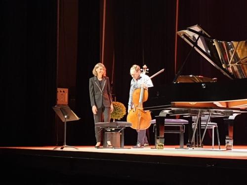 Gary Hoffman & Claire Désert | L'Hermine, Sarzeau