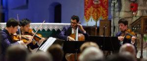 Quatuor Arod   Église de Surzur