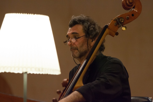Richard Myron, Basses réunies | Auditorium des Carmes à Vannes